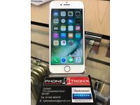 iPHONE 7 32GB, ROSE GOLD, SHOP RECEIPT & WARRANTY, GOOD CONDITION