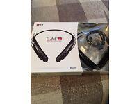 LG Tone PRO Wireless Stereo Headset HBS-750 Bluetooth Black GENUINE