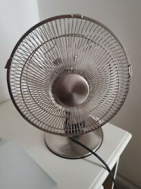 John Lewis Desk Fan