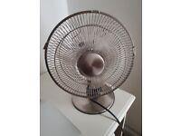 John Lewis Desk Fan