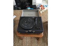 Crosley portable Urban Outfitters record player