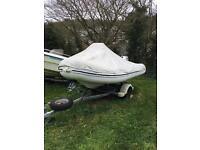 Wind Rib 13' Fun Boat