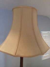 Beautiful wooden Floor Lamp