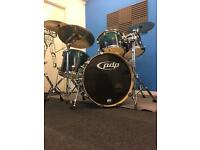 PDP Pacific drum shell pack SWAPS