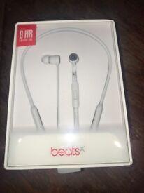 Brand new Beats X wireless headphones