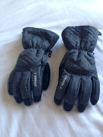 Never been worn O'neill Ski Gloves. Size: Xs