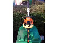 "stihl hs75,hs80 ""30 hedge trimmer in very good condition!as hs74,hs85-!!!See Video!!!-"