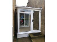 ☀️ SUMMER SPECIAL - LIMITED STOCK ☀️ £2995 inclusive and fitted. Entry porch 1.5 x 1.5m.