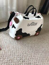 Trunki - Frieda The Cow, used but in very good condition