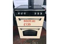 Leisure 60cm electric cooker free delivery in Nottingham