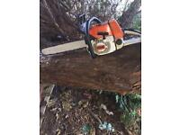 Stihl Professional Chainsaw 036 62cc One of the best only been used privately