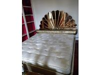 VERY CHEAP Super King size bed with mattress