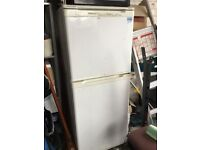 Upright fridge freezer ideal for second overflow fridge or drinks fridge