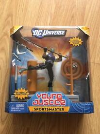 BRAND NEW AND SEALED - DC Universe Young Justice Figure
