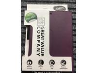 iPad mini case - new - purple - will post