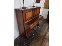 free Upright Piano - still works must go this weekend