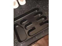 Cutlery tray never used