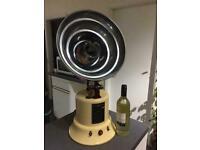 Mid Century (1950's ?) Retro Medical Lamp BES ltd