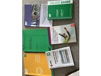 All in one. 6 books in 1 add. All books electrician needs.