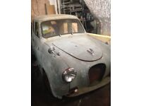 Austin of England A30 1955 with all parts! No time for repairs. Must go today!!!!