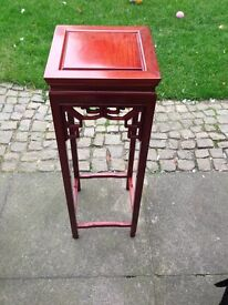 Lamp Table Rosewood great condition
