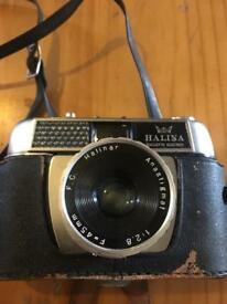 Halina Paulette electric camera £60 ono