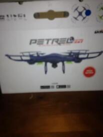 Petrel drone