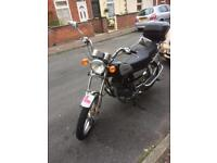Motorbike for sale 125cc