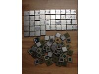 Gold Scrap Recovery CPU Lot of 44 AMD CPU Processors and others - 2.685kg weight