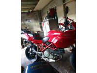 ducati multistrada 100ds