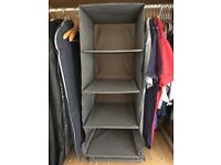 Hanging Clothes Organiser