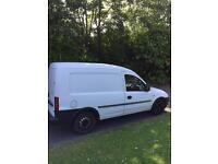 man witth van cheap friendly reliable (small-mid)