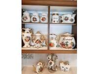 China display items