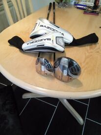 Tour Edge Driver and 3 wood NEW
