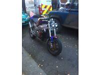 Streetfighter new mot beautiful bike