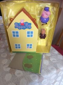 Peppa Pig House Boxed