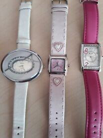 LADIES WATCHES - ALL EX CONDITION