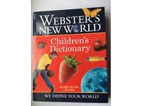 Webster's Children's Dictionary