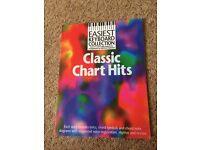 Classic chart hits - keyboard sheet music