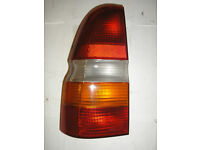 Ford Escort Mk5 Mk6 estate passenger side nearside rear tail light 91AG13A603