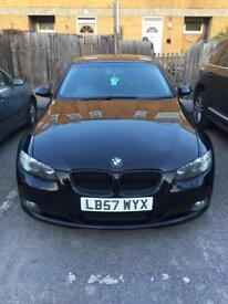 BMW 320i SE 2008 Coupe Tinted Windows 2.0 Manual Petrol Valid MOT