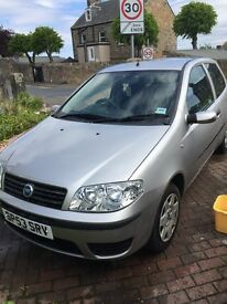 FIAT PUNTO 1.2L.... ONLY DONE 38000 MILES*****
