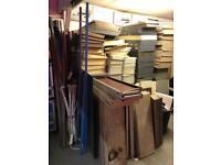 Warehouse / garage racking shelving