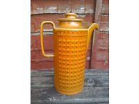 VINTAGE HORNSEA COFFEE POT.