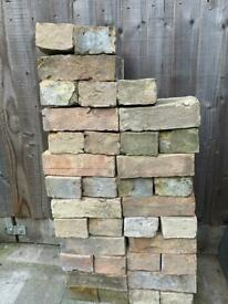 Suffolk white or Cambridge bricks. Reclaimed.
