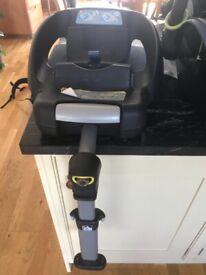 Maxi cost isofix base plus 0-13kg car seat