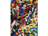 1kg of Mixed Lego 1000g