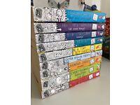Tom Gates - set of 9 brand new books, never read