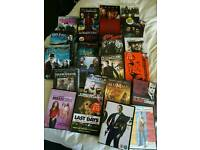 DVD'S with FREE DVD STACKER!!!