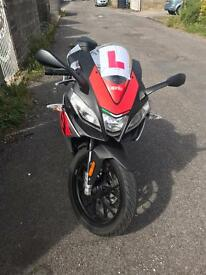 aprilia rs 2017 with abs full power